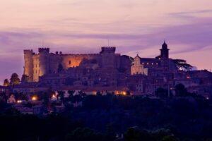 Castello di Odescalchi Bracciano - Secret Passage to Church