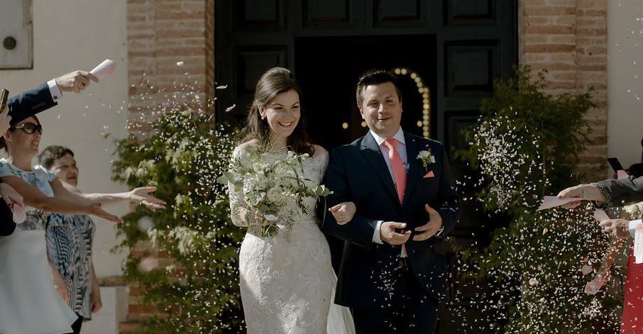 vineyard wedding in italy