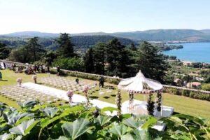Castello di Odescalchi Bracciano VIP wedding venue for exclusive hire near Rome