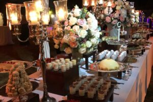 Wedding banquet catering