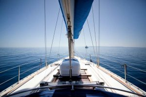 Yacht transport to coastal wedding venues in Italy
