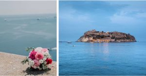 Wedding planner on the Tremiti Islands for destination weddings within easy travel from London