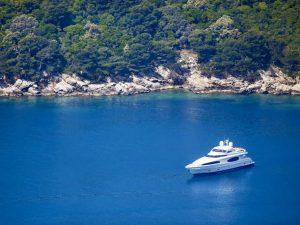 Exclusive Italian coastal wedding destinations in Abruzzo, Italy. Tremiti Islands San Nicola, San Domino San Capraia