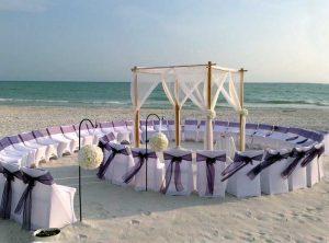 Beach wedding ceremonies on Italy's Adriatic coast are possible in Silvi, Francavilla and Vasto.