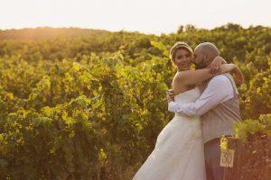 Exclusive Tuscan wedding villa and wine resort Villa la Selva. Legally recognised marriage ceremony.