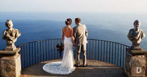 Coastal sea and lakeside weddings and ceremonies in Abruzzo Vasto Sorrento Gargano Tuscany Rome Puglia