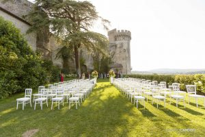 Luxury VIP wedding venue for exclusive hire near Rome