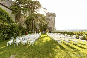 Castello di Bracciano, Castello di Semivicoli, Castello Borghese, La Badia, Castelluccia, Tor Crescenza