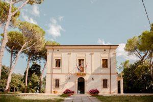 Villa Mayer Fossacesia, Private coastal villa for coastal weddings in Abruzzo