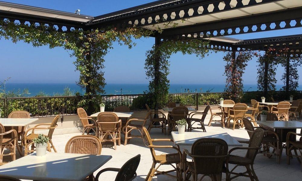 terrace sea view wedding venue Abruzzo Italy