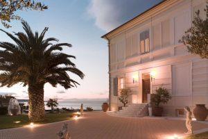 Villa Estea Fossacesia in Abruzzo Italy- luxury wedding venues