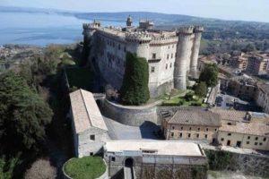 Castello di Odescalchi - Bracciano near Rome