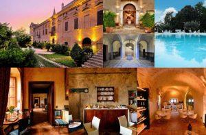 Luxury villa for weddings in Italy. Antique palace Castello di Semivicoli Abruzzo Italy