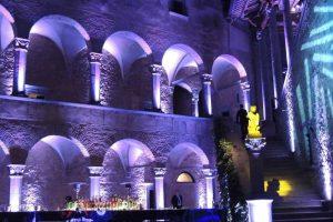 Luxury VIP wedding venue for exclusive hire near Rome. Celebrity weddings. Castello di Odescalchi Bracciano
