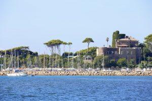 Sea view castle wedding venue Rome coast. Castello Odescalchi Santa Marinella