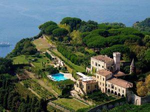Villa Cimbrone Ravello Amalfi Coast - exclusive venue for a VIP wedding in Italy