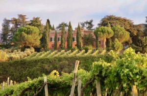 Private wedding venue villa in Rome for ceremonies at Casale Sonnino Frascati