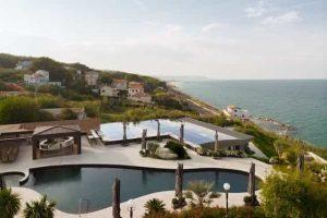 Coastal sea and lakeside wedding venue in Abruzzo (Vasto)