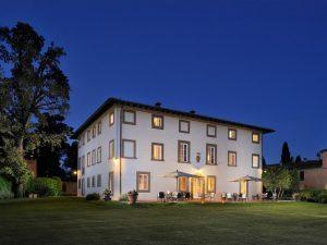 Villa di Pratello near Pisa for weddings in Tuscany