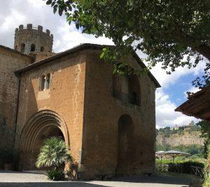 La Badia in Orvieto