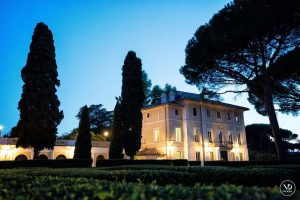Villa Piccolomini - wedding venue in Rome near the Vatican City