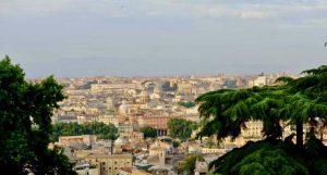 Luxury wedding venue with views of Rome. Villa Aurelia Rome