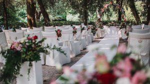 Garden Wedding for weddings in the Marche Region